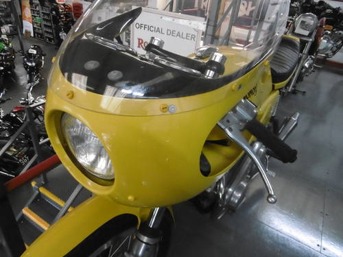 1968 Norton Commando 750 Proddy Racer Terry Hobbs As new ! SOLD (picture 6 of 6)