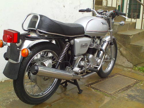 1975 NORTON COMMANDO 850  MK3 INTERSTATE NOS SOLD (picture 2 of 6)