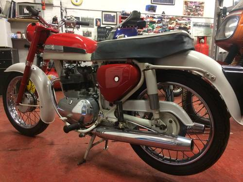 1962 Very smart, restored Norton Jubilee twin. SOLD (picture 1 of 6)