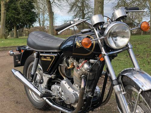 9450 Norton Commando Roadster 1971 750cc With Matching Numbers SOLD (picture 3 of 6)