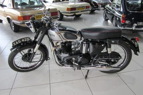 1952 Norton Model 7 497cc For Sale (picture 1 of 1)