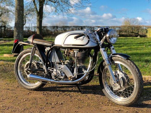 Manx Norton May 1948 500cc SOLD (picture 1 of 6)