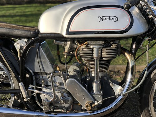 Manx Norton May 1948 500cc SOLD (picture 3 of 6)