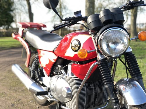 Norton Classic Rotary 1988 SOLD (picture 3 of 6)