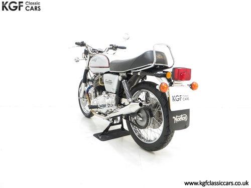 1977 A Preserved Norton Commando 850 Interstate Mk3 SOLD (picture 4 of 6)