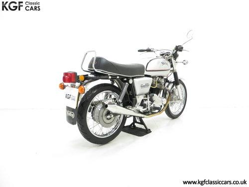 1977 A Preserved Norton Commando 850 Interstate Mk3 SOLD (picture 5 of 6)