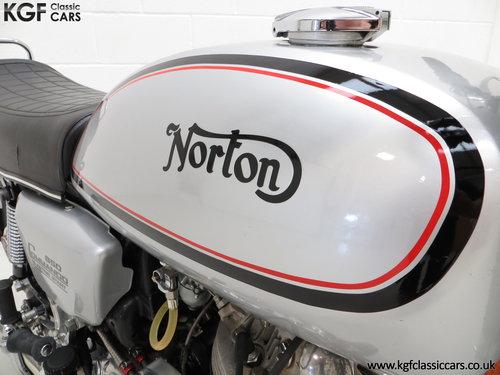 1977 A Preserved Norton Commando 850 Interstate Mk3 SOLD (picture 6 of 6)