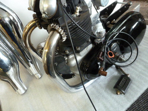 1952 Norton Dominator Engine SOLD (picture 2 of 6)
