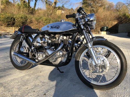 1966 Norton Cafe Racer 750 SOLD (picture 1 of 6)