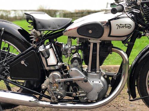 Norton ES2 1937 500, Rare, Pre-War, Girder Rigid. SOLD (picture 3 of 6)