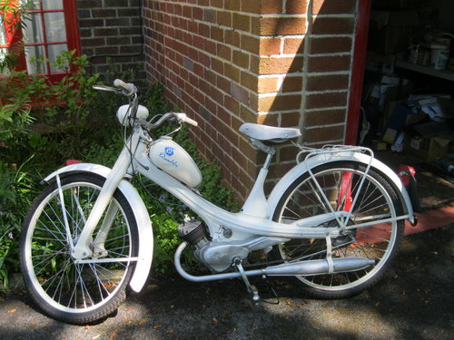 1955 NSU Quickly Model N 49cc Moped SOLD (picture 1 of 5)