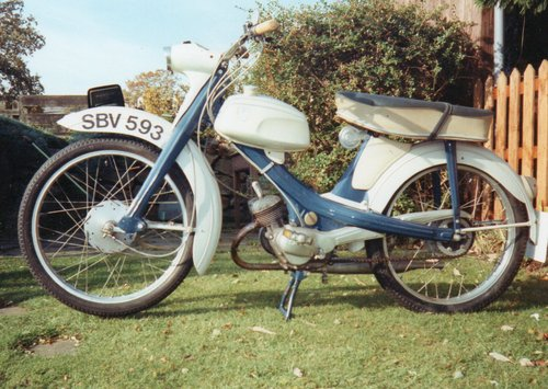 NSU Quickly 1963  For Sale (picture 1 of 4)