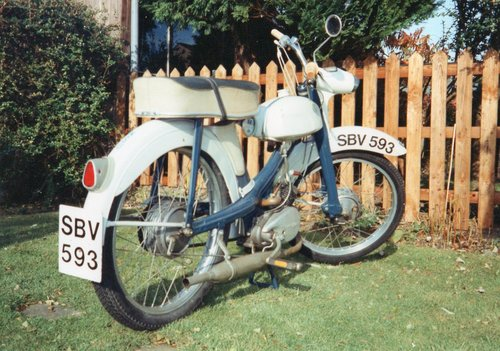 NSU Quickly 1963  For Sale (picture 2 of 4)