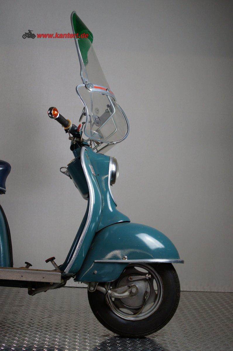1959 NSU Prima 150, 146 cc, 7 hp, 21000 km For Sale (picture 4 of 6)
