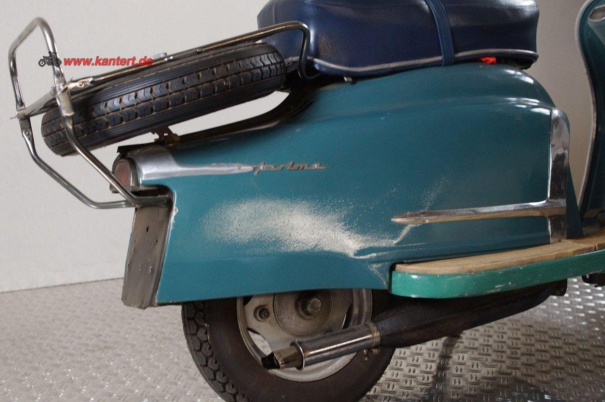 1959 NSU Prima 150, 146 cc, 7 hp, 21000 km For Sale (picture 6 of 6)