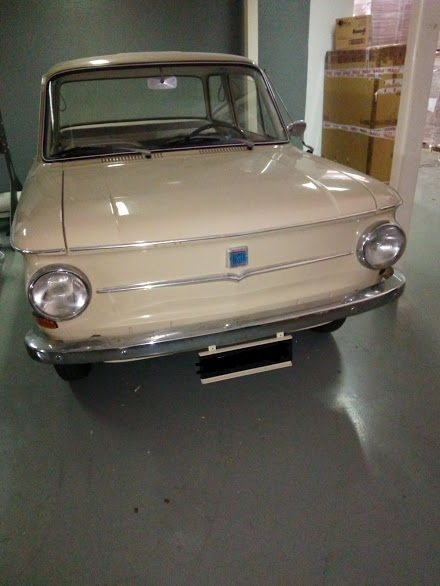 1968 NSU PRINZ For Sale (picture 1 of 6)