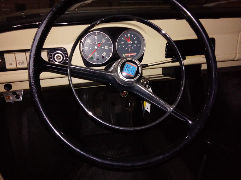 1968 NSU PRINZ For Sale (picture 6 of 6)