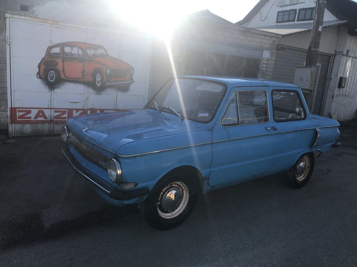 1970 NSU copy ZAZ Sapo 966 good full body For Sale (picture 3 of 6)