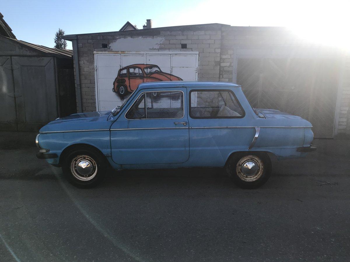 1970 NSU copy ZAZ Sapo 966 good full body For Sale (picture 6 of 6)