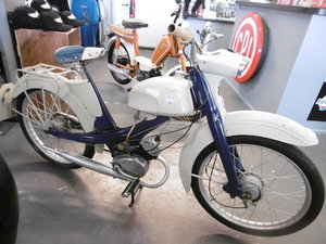 Picture of 1963 NSU Quickly Very rare and original SOLD