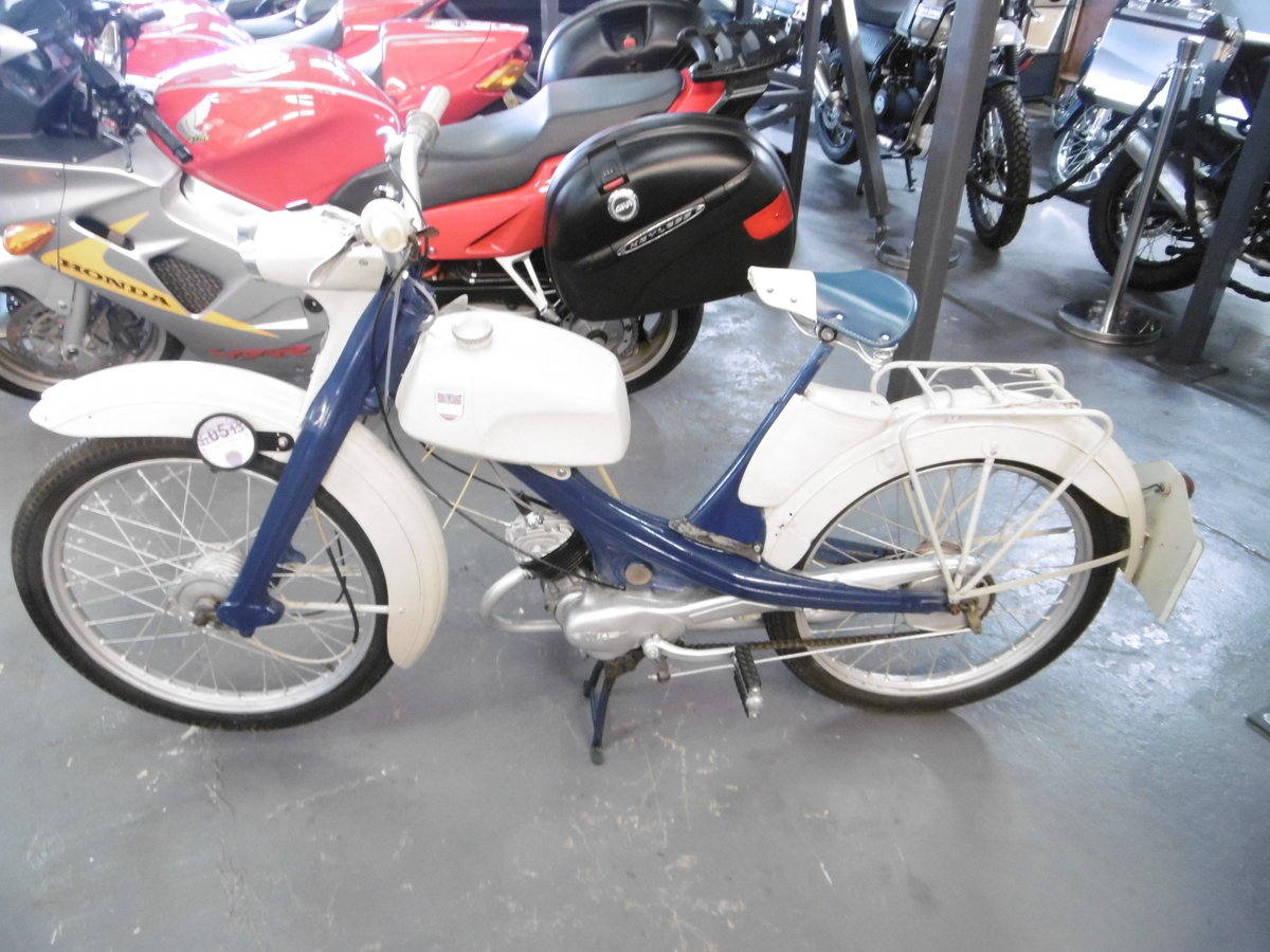1963 NSU Quickly Very rare and original SOLD (picture 6 of 6)
