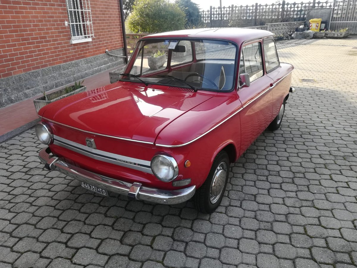 NSU Prinz 4 - 1972 SOLD (picture 1 of 6)