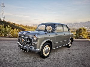 NSU/Fiat 1100 Neckar - 1958 For Sale