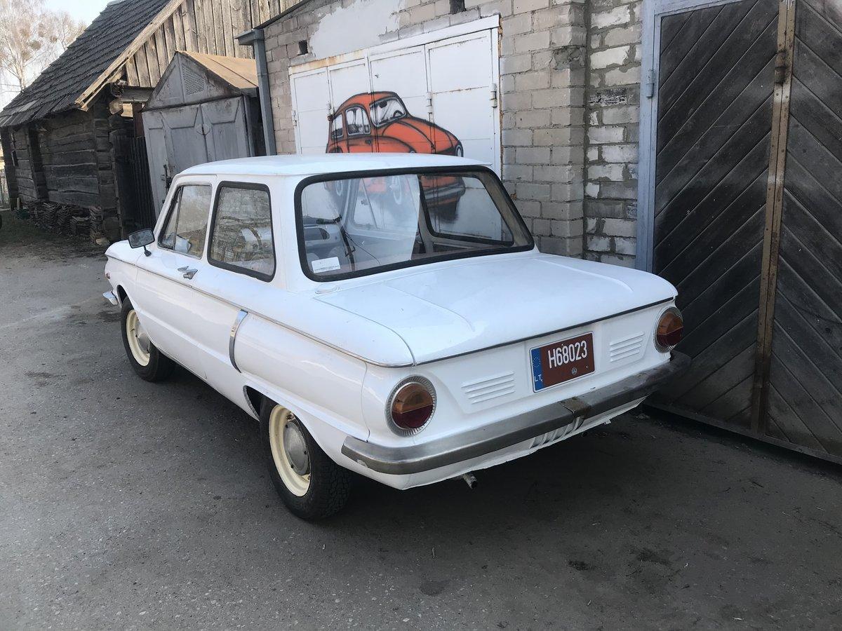Rare ZAZ 966   1968, 40HP 1.2L For Sale (picture 1 of 6)