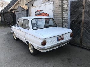 Rare ZAZ 966   1968, 40HP 1.2L For Sale