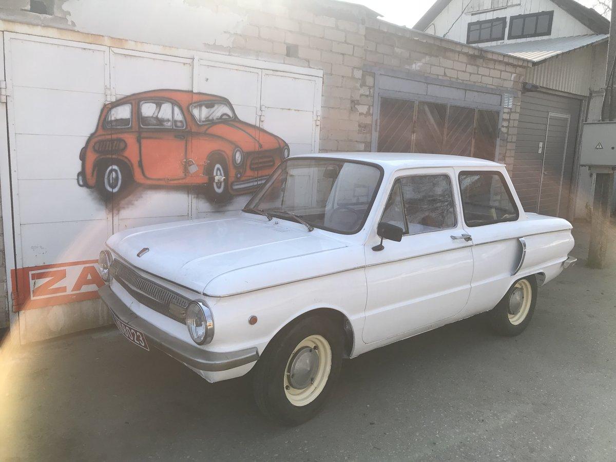 Rare ZAZ 966   1968, 40HP 1.2L For Sale (picture 2 of 6)