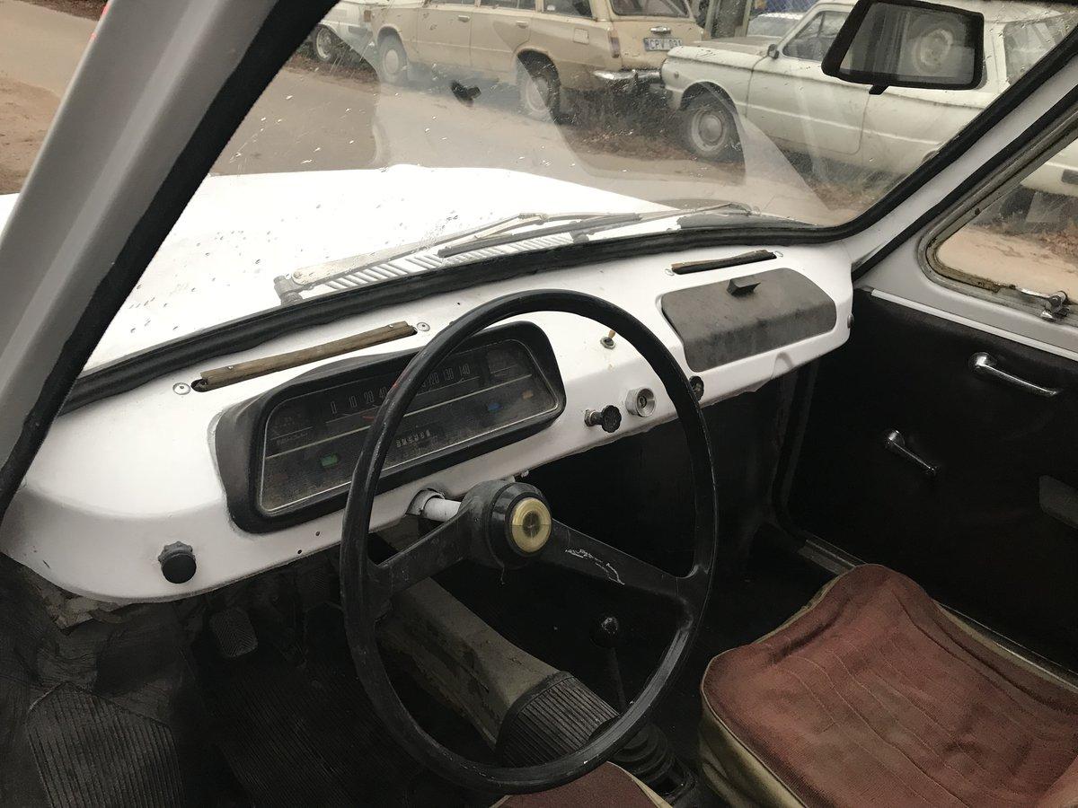 Rare ZAZ 966   1968, 40HP 1.2L For Sale (picture 4 of 6)