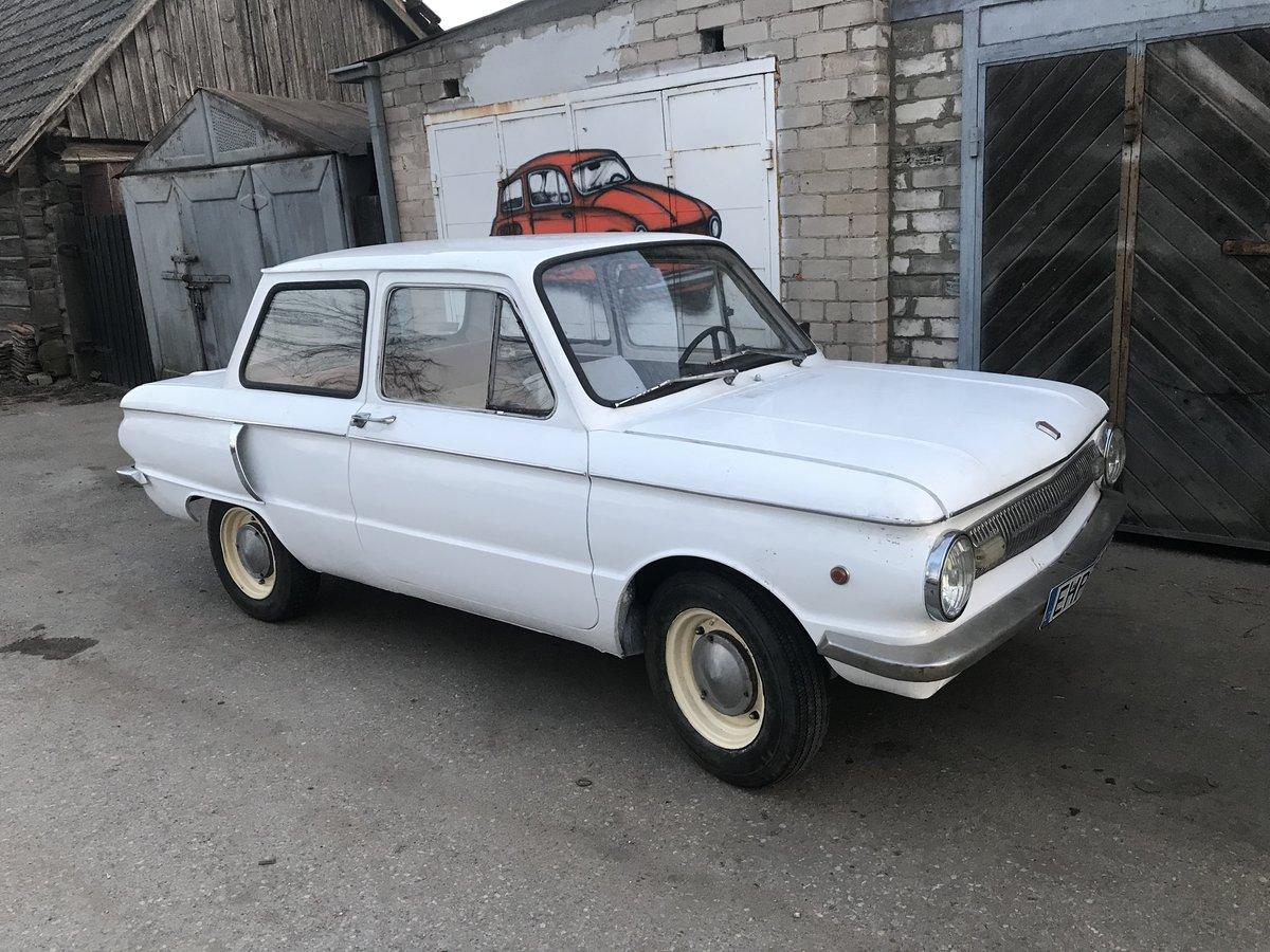 Rare ZAZ 966   1968, 40HP 1.2L For Sale (picture 5 of 6)