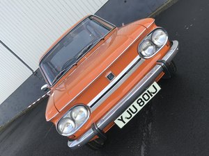 1971 NSU TT in stunning restored condition For Sale
