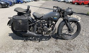 c. 1941 NSU 251 05L For Sale by Auction