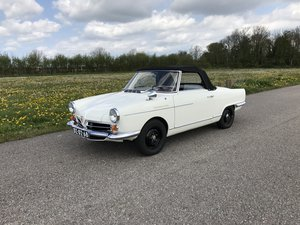 1967 NSU Wankel Spider For Sale