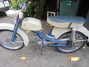 Nsu quickly 50cc 1963 totally mint For Sale