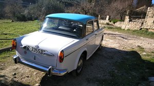 1963 Exclusive NSU For Sale