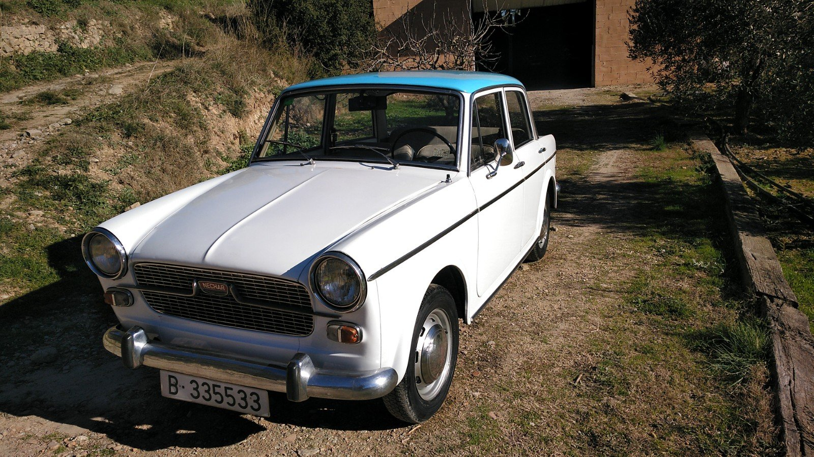 1963 Exclusive Neckar NSU For Sale (picture 3 of 6)