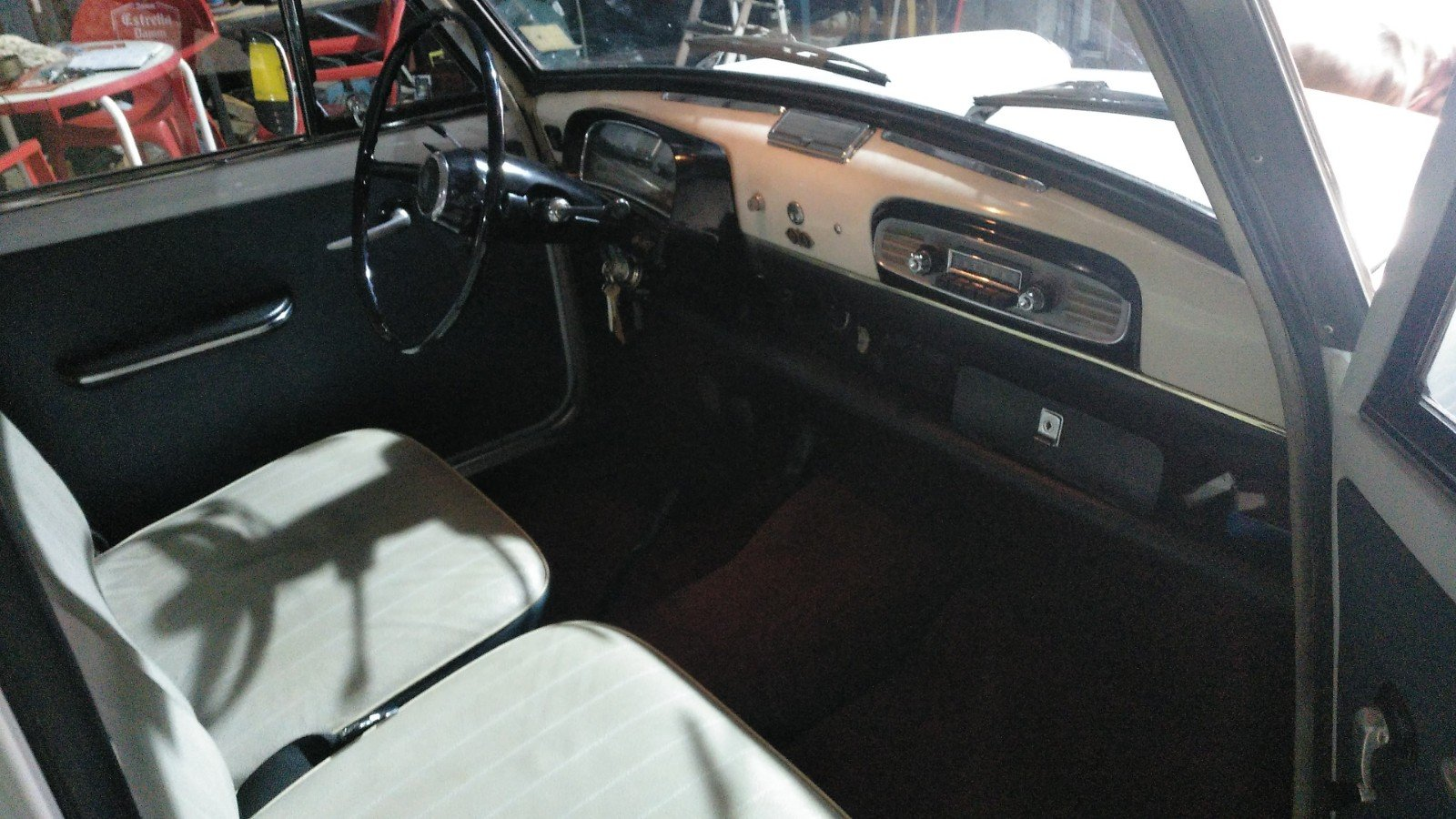 1963 Exclusive Neckar NSU For Sale (picture 4 of 6)