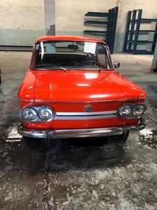1971 NSU 1200 TT