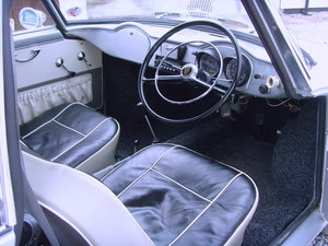 1967 NSU SPORT PRINZ Rare Right Hand Drive Model For Sale