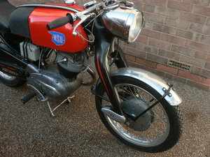 1955 NSU Max Special. Built to race. Great cond. For Sale