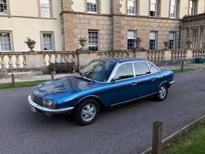 1972 NSU RO80 Immaculate SOLD