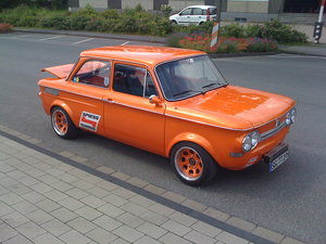 1970 NSU TT great condition For Sale