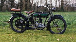 1922 NSU 350cc