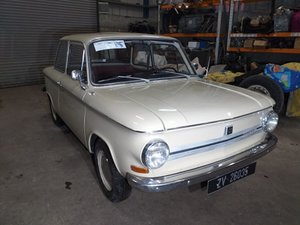 1972 NSU Prinz 4 L LHD For Sale