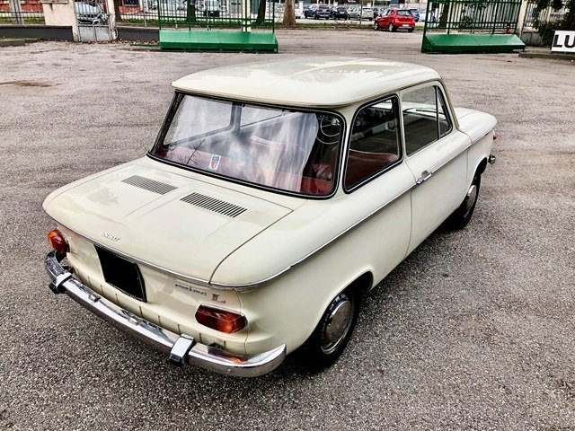 1971 NSU - PRINZ 4L For Sale (picture 3 of 6)
