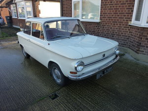 1971 NSU Prinz 4L SOLD by Auction