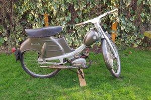 """1957 Classic NSU Quickly """"L"""" model"""