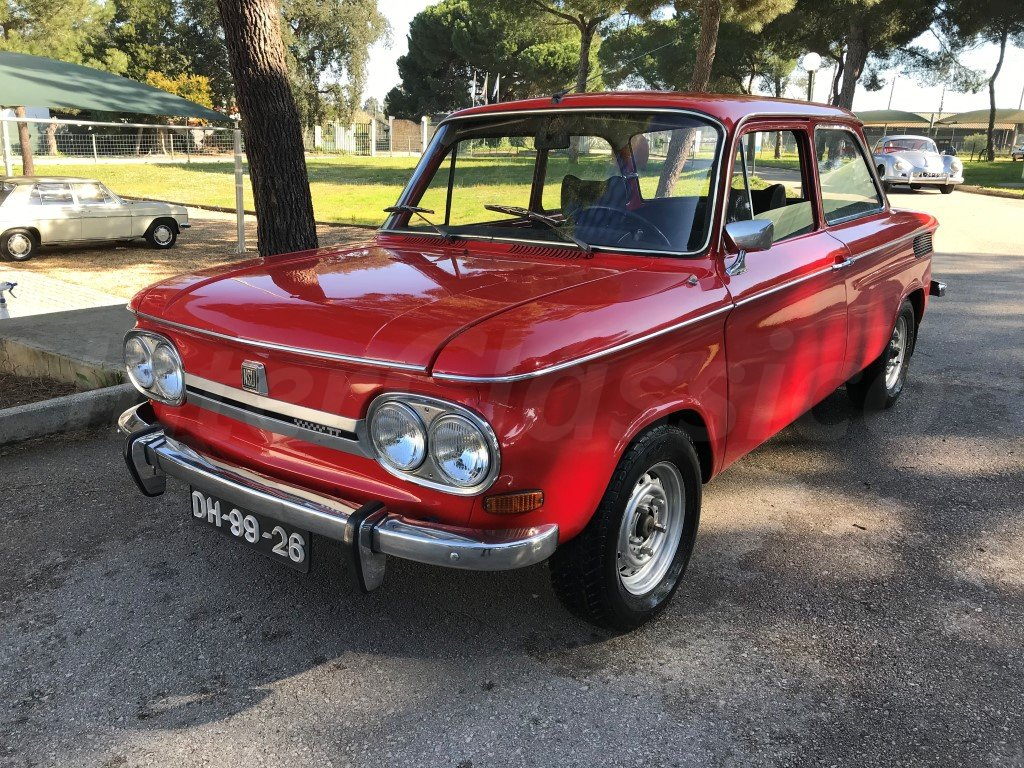 NSU TT 1970 For Sale (picture 1 of 6)